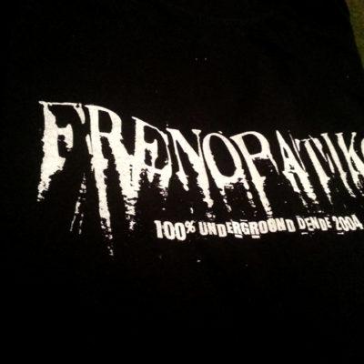 Camisetas Frenopatiko